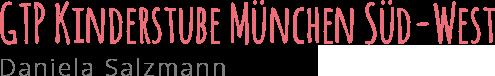 Kinderstube München Süd-West Kinderbetreuung - Logo
