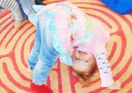 Spiel und Spaß in der Kinderstube